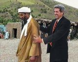 Kerry Captures Bin Laden One Week Too Late